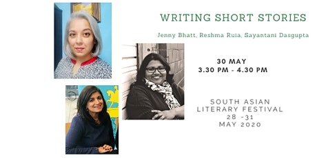 South Asian Literary Festival: WRITING SHORT STORIES tickets
