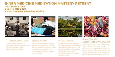 Inner Medicine Meditation Retreat: Expression in Bliss tickets
