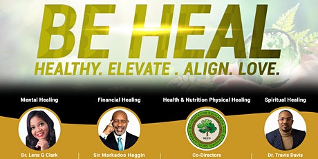 BE HEAL (WEBINAR) tickets