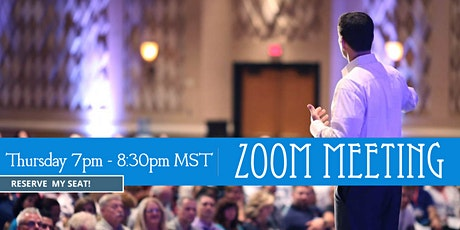 Local Real Estate Investing & Business Training - ZOOM Conference tickets
