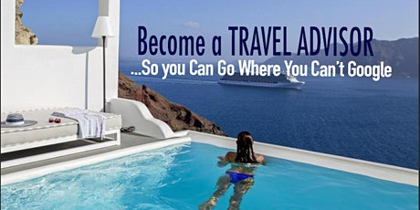 FREE ONLINE EVENT - BECOME A HOME BASED TRAVEL PROFESIONAL tickets