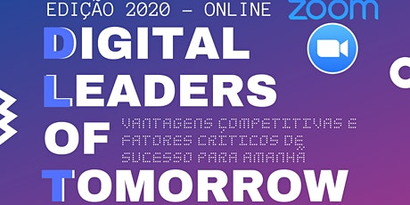 Digital Leaders of Tomorrow 2020 ingressos