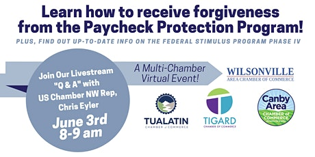 Learn How to Receive Forgiveness from the Payroll Protection Program Tickets