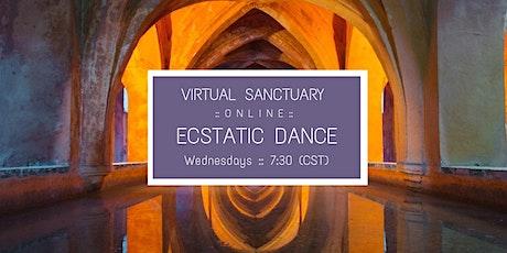 Virtual Sanctuary :: Online Ecstatic Dance tickets