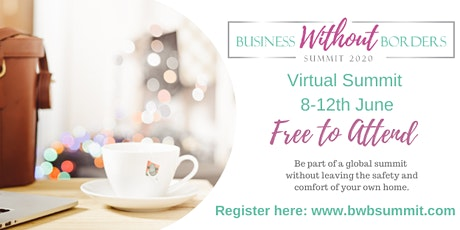 Business Without Borders Beyond Lockdown Virtual Summit tickets