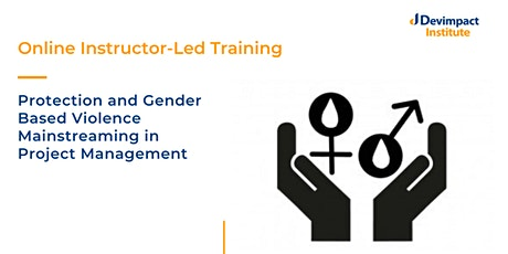 Training on Protection and GBV Mainstreaming in Project Management tickets