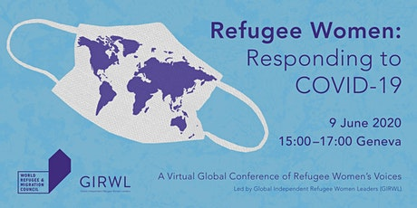 Refugee Women: Responding to COVID-19 tickets