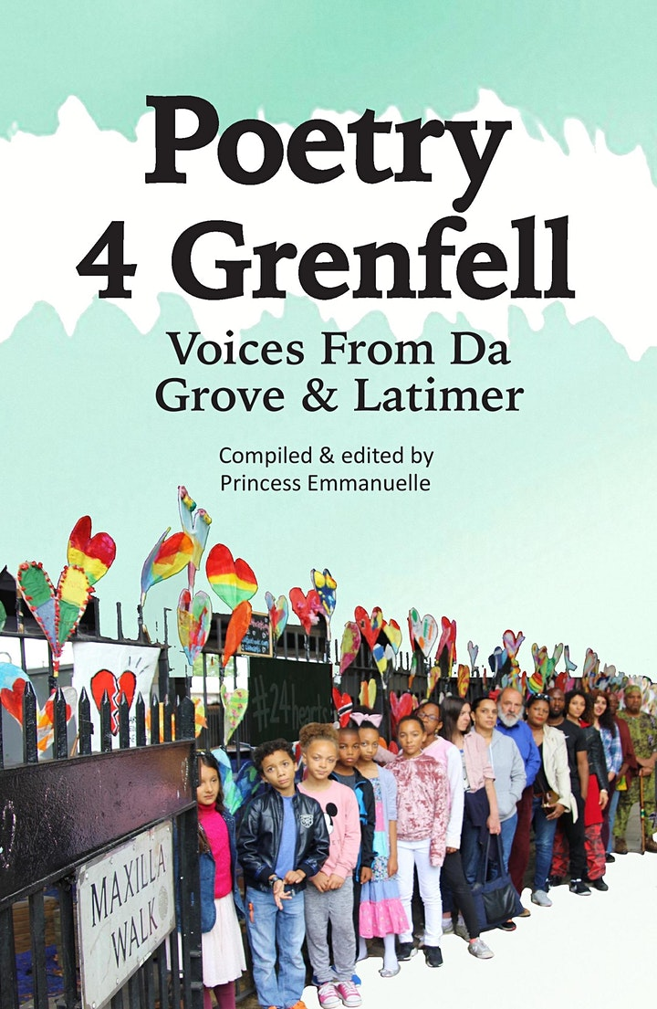 VAP Online Launch Ft. Poetry4Grenfell - Grenfell 3 Year Anniversary image