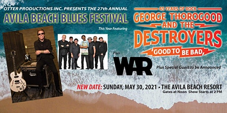 27th Annual Avila Beach Blues Festival tickets