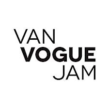 Van Vogue Jam Arts Society logo