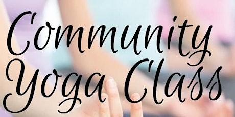 Community Yoga w/ Jenn & Bianca tickets