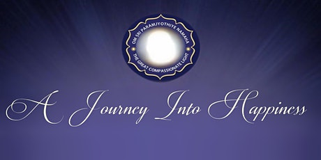 A Journey Into Happiness - Online Meditation tickets