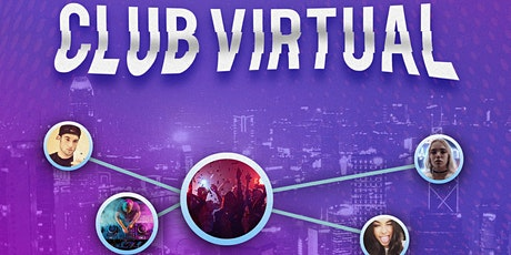 Free Online  Zoom + Twitch Party @ Club Virtual - Vancouver |  Sat May 30 tickets