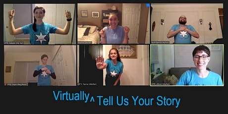 Tell Us Your Story: A Virtual Playback Theatre Show tickets