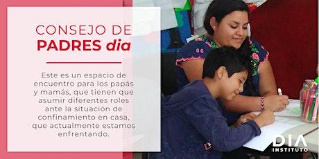 Consejo de Padres DIA. boletos