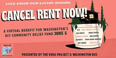 Live From Our Living Rooms: Cancel Rent Now! tickets