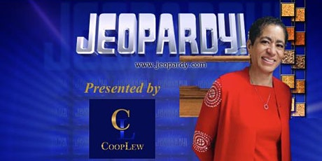 JEOPARDY! The CoopLew Edition--Round 2 boletos