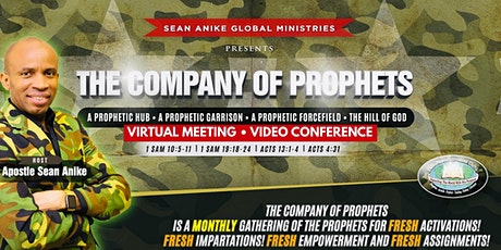 The Company Of Prophets [Video Conference] tickets
