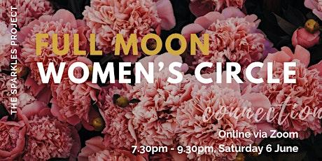 Women's Circle - Full Moon tickets