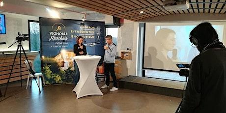Les rendez-vous économiques - LRE Productions aux Pépinières du Val d'Erdre billets