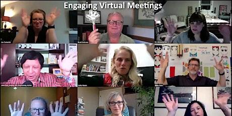 Engaging Virtual Meetings 2 tickets