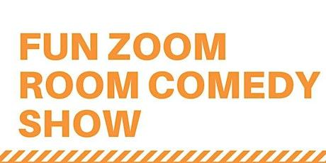 Fun Zoom Room Comedy Show tickets