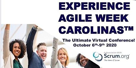 Agile Week Carolinas Events! tickets