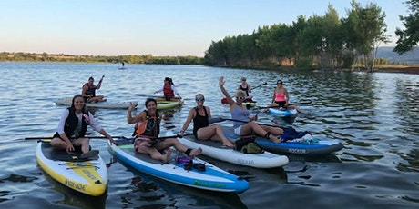 Women's SUP n' SIP adventure paddle #2 tickets