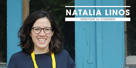 Natalia for Congress | Virtual Launch Party tickets