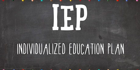 IEP: Workgroup to Review and Create an IEP Plan tickets