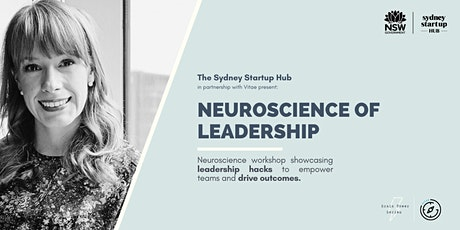 The Brain Power Series: The Neuroscience of Leadership tickets
