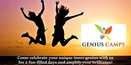 Virtual Genius Camp | September tickets