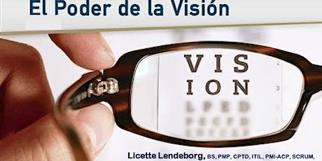 El Poder de la Visión: Gestión de Proyectos. Scrum & Agile. Taller 1 boletos