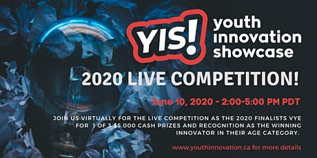 2020 Youth Innovation Showcase Finals tickets