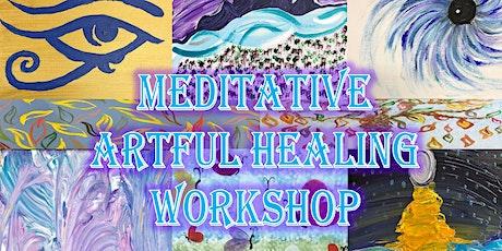2-PEOPLE :-  Meditative Artful Healing Workshop tickets