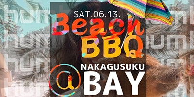 BEACH+BBQ+-+NAKAGUSUKU+BAY