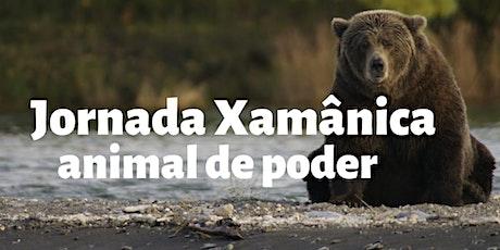 JORNADA XAMÂNICA-animal de poder ingressos