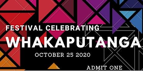 Whakaputanga Festival tickets
