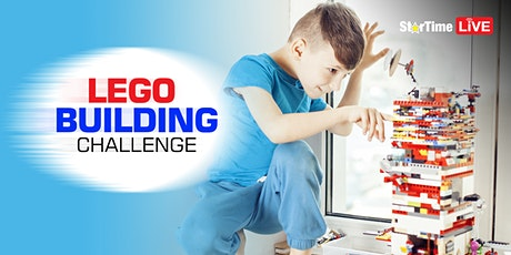 StarTime LIVE - Lego Building Challenge tickets
