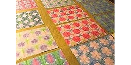 Japanese Paper Dyeing online (08-14-2020 starts at 10:00 AM) tickets