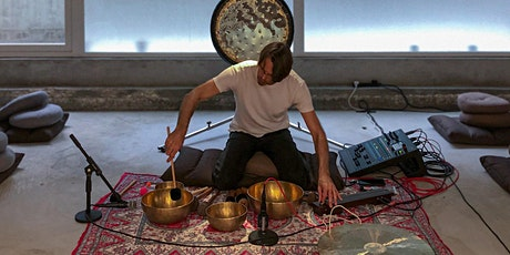 Holistic Sound - Sound Meditation with Artist Shane Aspegren tickets