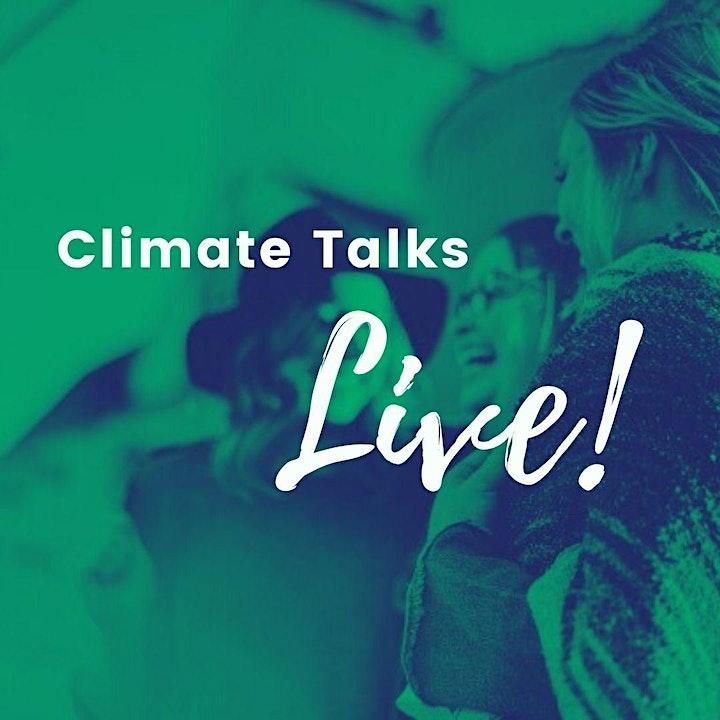 Climate Talks Live image