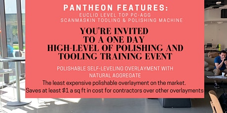 Pantheon's High Level Training on EUCLID Level Top PC-AGG with Scanmaskin tickets