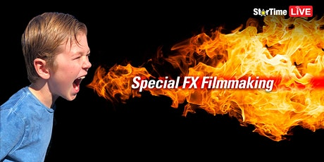 StarTime LIVE - Special FX Filmmaking tickets