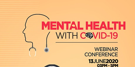 MENTAL HEALTH WITH COVID-19 tickets