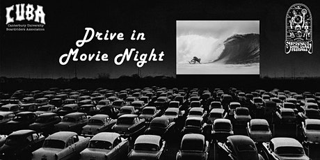 CUBA Drive In Movie tickets