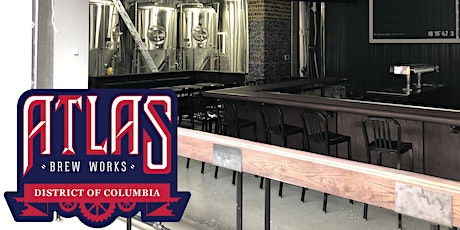Atlas Half Street Brewery Virtual Happy Hour tickets