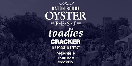 Baton Rouge Oyster Festival tickets