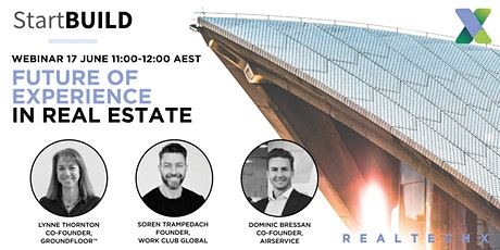 Future of Experience in Real Estate tickets