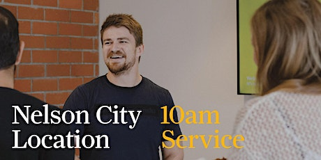 Annesbrook Nelson City - 10am Service tickets